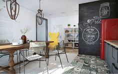 House Kvartira by Iamhome Interior Design Studio - DECOmyplace