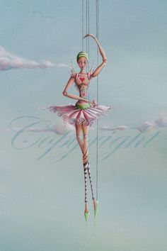 Idyll by Lisa Christiansen acrylic painting