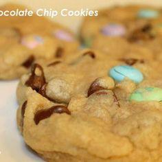 Easter M Chocolate Chip Cookies Recipe | Key Ingredient
