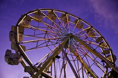 Garrett County Fair is in full swing....Time to have fun and enjoy the rides and food! (copyright photo)
