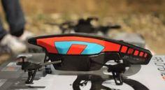Record de distance pour l'AR.Drone de Parrot