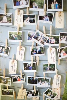 Photograph Guest Book. During pre-drinks guests to take photo s of  themselves 4381997cf6