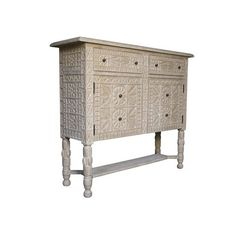 Found it at Wayfair - Egypt Console Table
