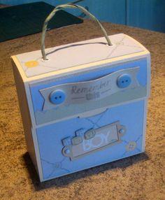 paperandco: Minialbum Baby Boy Mini Books, Mini Albums, Baby Boy, Mini Scrapbooks, Boys