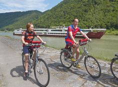 Self guided cycling holidays in Austria including accommodation, luggage transfers and bike hire. Explore lakes and Mountains by bike! Cycling Holiday, Austria, Bicycle, Partner, Bike Rides, Bike, Bicycle Kick, Bicycles