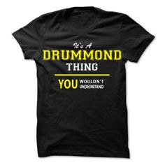 [Popular tshirt name ideas] Its A DRUMMOND thing you wouldnt understand  Good Shirt design  DRUMMOND are you tired of having to explain yourself? With this T-Shirt you no longer have to. There are things that only DRUMMOND can understand. Grab yours TODAY! If its not for you you can search your name or your friends name.  Tshirt Guys Lady Hodie  SHARE and Get Discount Today Order now before we SELL OUT  Camping a breit thing you wouldnt understand tshirt hoodie hoodies year name birthday a…