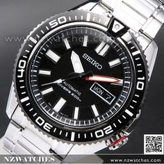 Seiko Superior Automatic Divers 200M Sport Watch SKZ325J1, SKZ325