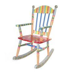 MacKenzie-Childs - Wee Rocking Chair