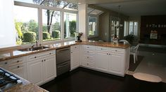 Do you want the look and feel of a brand new kitchen or bathroom, without the expense and hassle of a complete remodel? Then Custom Cabinet Signature Refacing is just right for you! http://www.reborncabinets.com/cabinet-refacing.html