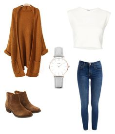 A fashion look from October 2017 featuring brown top, crop tops and slim jeans. Browse and shop related looks. Fall Looks, Slim Jeans, Outfit Ideas, Fashion Looks, Crop Tops, Polyvore, Outfits, Shopping, Fall Styles