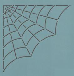 Corner Spider Web 8