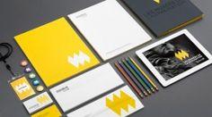 Creative Identity, Logos, Museo, de, and Quebec image ideas & inspiration on Designspiration Corporate Identity Design, Brand Identity Design, Visual Identity, Branding Design, Logos, Logo Branding, Museum Branding, Sistema Visual, Quebec