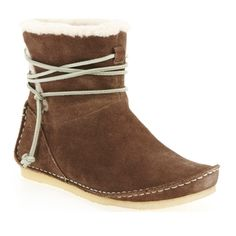 Clarks Originals Women's Faraway Plateau Boots in Holiday 2012 from Comfortology on shop.CatalogSpree.com, my personal digital mall.