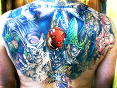 44 tatuagens de Dragon Ball (1)
