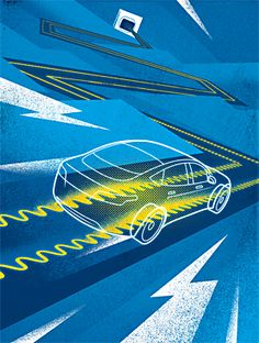 One big downside of electric cars - they run out of power! New plans to embed charging units in roadways may help solve this problem. #NewTechTuesday