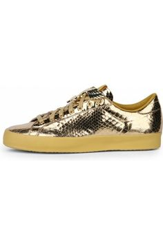 Heren sneakers - Adidas Jeremy Scott Gold Rod Laver