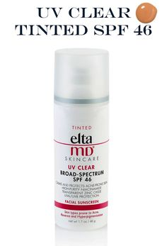 Elta MD UV Clear TINTED -  oily skin PremierLook