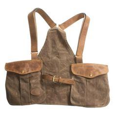 Filson Tin Cloth Strap Vest 16020 Free Shipping Diy
