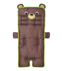 Buddy Guard Stroller Liner - Teddy Bear