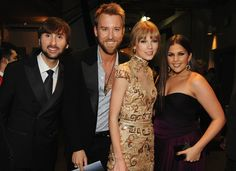 Lady Antebellum, Taylor Swift, & Hayden Panettiere to Present at the '2013 American Music Awards'