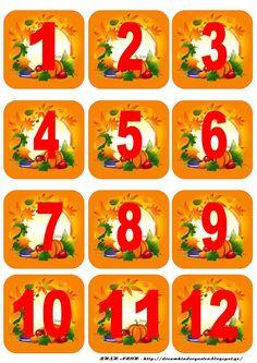 Birthday Photo Frame, Birthday Photos, Autumn Activities, Learning Activities, Classroom Organization, Classroom Decor, Preschool Calendar, Calendar Numbers, Fallen Book