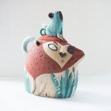 Image result for leslie eckmann teapots