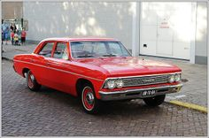 Chevrolet Chevelle / 1966