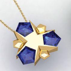 Zelda-inspired necklace