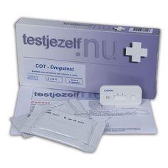 Testjezelf.nu Drugstesten cotinine nicotine in urine