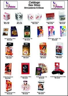 Sex toy catalogo