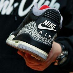 'Black Cement' Air Jordan 3 Retro