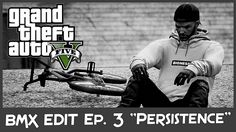 """Enjoy Episode 3 """"Persistence'' of the BMX Edit series Let me know what you think! #GrandTheftAutoV #GTAV #GTA5 #GrandTheftAuto #GTA #GTAOnline #GrandTheftAuto5 #PS4 #games"""