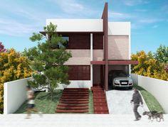 Residencia Arujá Stairs, Home Decor, Homemade Home Decor, Stairway, Decoration Home, Room Decor, Staircases, Interior Design, Ladders