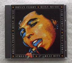 Bryan Ferry & Roxy Music - Street Life/20 Great Hits