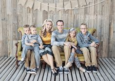 so love this pic, great idea for colors for a family photo shot! so different!