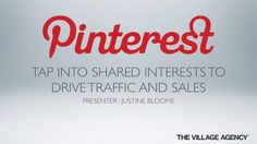 pinterest-for-retailers-13132369 by The Village Agency via Slideshare