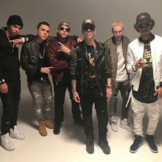 Instagram media by darkielgram - Activo grabando el video de #OSentimientosRemix  @jonzmen @babyrasta @noriel_danger @lyanofficial @messiahgram Romeo And Juliet, Bff, Hip Hop, Bad Bunny, Videos, Guys, Stylish, My Love, Movie Posters