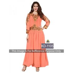 Marvelous Embroidered Semi-stitched Party wear Suitat just Rs.1240/- on www.vendorvilla.com. Cash on Delivery, Easy Returns, Lowest Price.