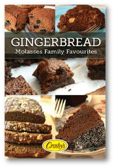 A free eBook featuring 25 Gingerbread Recipes and sweet sauces. Includes gingerbread recipes with fruit, chocolate, coffee, and a variety of spice blends.