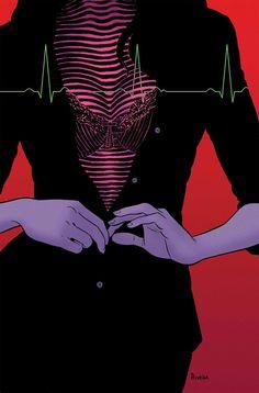 Daredevil n.12 Cover by Paolo Rivera @fumettologica