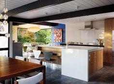 kitchen contest winner: walnut creek eichler kitchen
