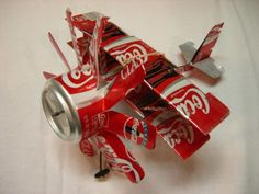 aluminum can airplane | United States (