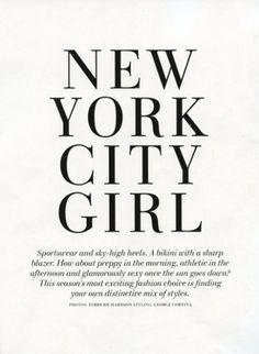 #newyorknewyork she's unlike any other
