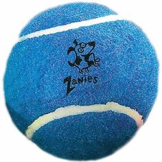 Zanies Tennis Balls 2.5 In 6/Pkg Asst Colors ** Want additional info? Click on the image. (This is an affiliate link and I receive a commission for the sales) #MyPet