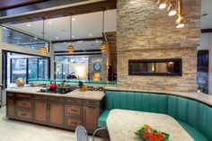 The LeBlanc-Cox Residence - contemporary - kitchen - houston - by Charles Todd Helton, Architect
