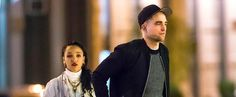 Exclusive: Robert Pattinson and FKA Twigs Bring Their Love to the Big Apple