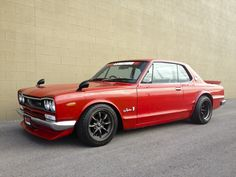 Nissan Skyline GTR KGC10 by JDM Legends