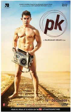 Catch the shocking poster of Aamir Khan's P.K