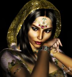 Gypsy:  A beautiful Gypsy.