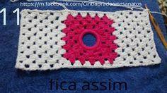Cintia Prado Crochê: Passo a passo capa da caixa acoplada coruja